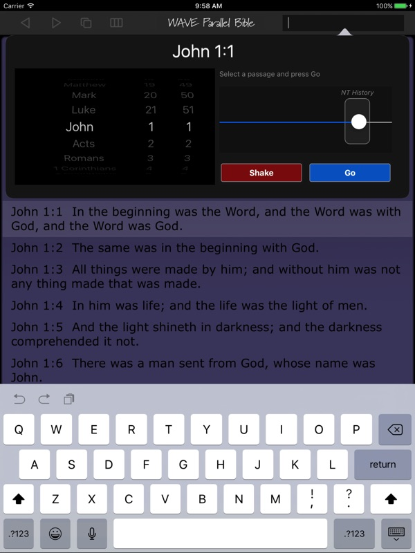 WAVE Parallel Bible - Online Game Hack and Cheat | Gehack com
