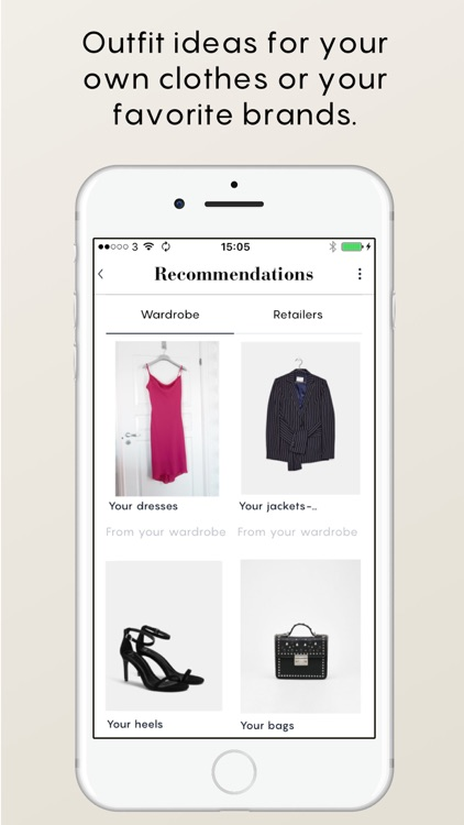 Intelistyle: Fashion Stylist screenshot-0