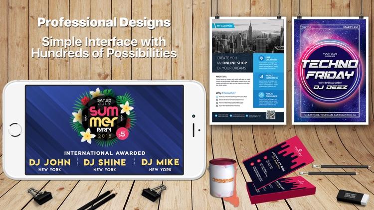design flyer creator pro by mario terek