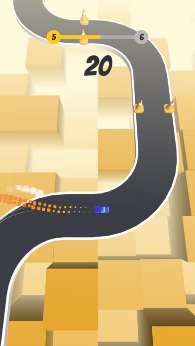 ZigZagDrift Screenshot