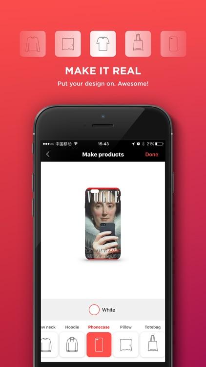Main Design-Create your own design screenshot-3