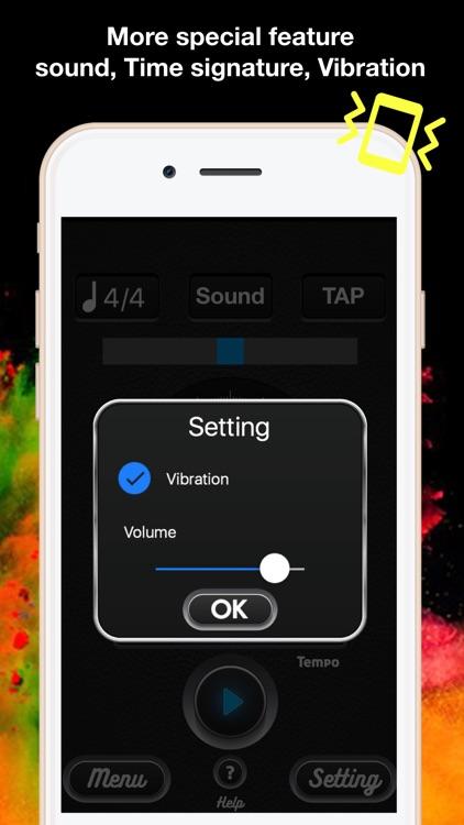 Metronome - Beats Tempo Tap screenshot-3