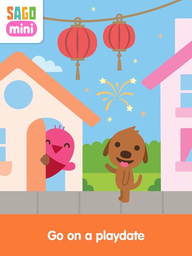 Sago Mini Friends Screenshot