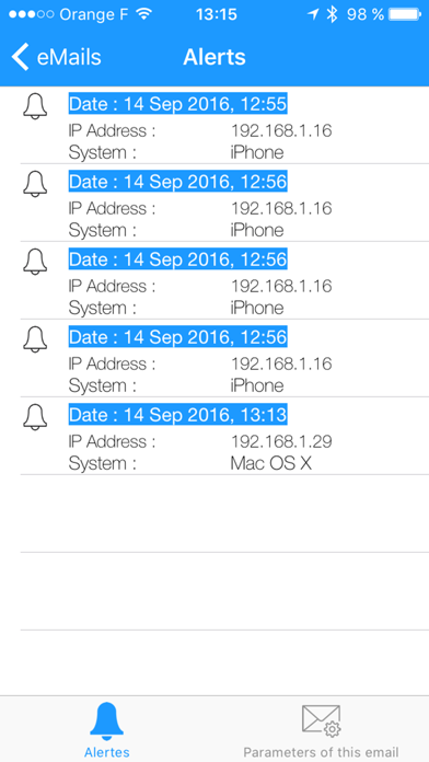 Read Detector - Email tracker screenshot two