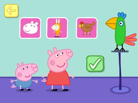 Peppa Pig: Polly Parrot screenshot 8