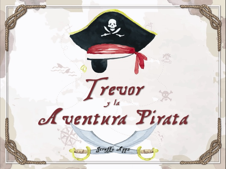 Trevor y la Aventura Pirata screenshot-0