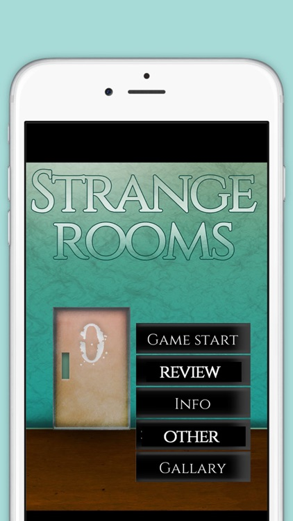 Strange rooms Chapter 1 ~Room Escape Game~