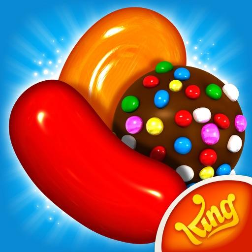 Candy Crush Saga application logo