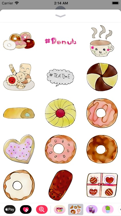 Kawaii! Donuts & Pastries screenshot-2
