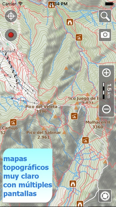 download Terra Map Pro GPS Topo mapas apps 0