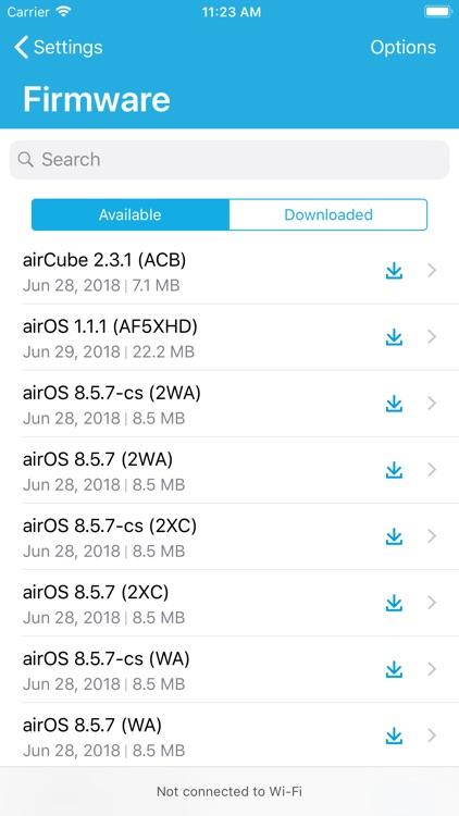 UNMS Mobile screenshot-4