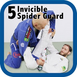 BJJ Spider Guard Vol 5