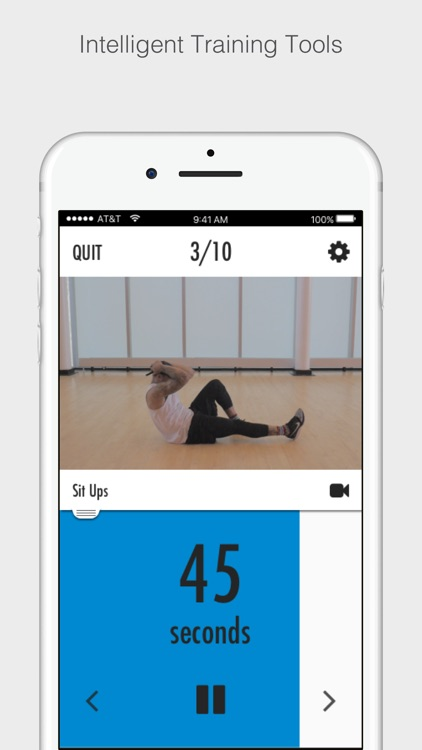 8 Minute Abdominal Workouts