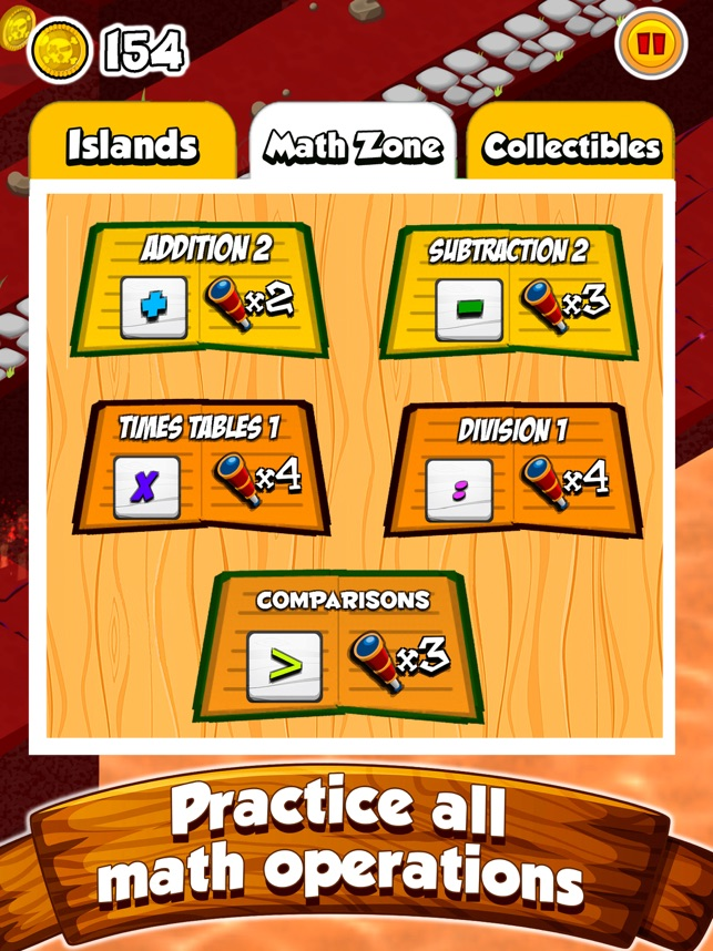 Math Land: Add and Subtract Screenshot
