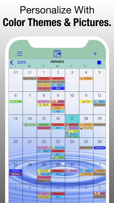 PocketLife Calendar for Windows