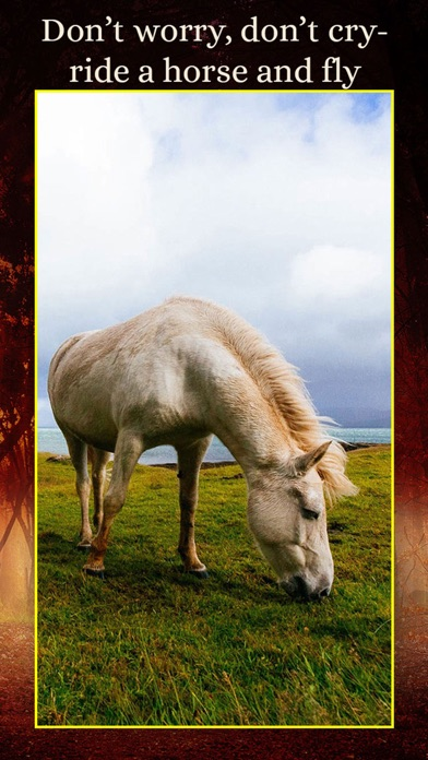 Horses - Wallpapers + Add Text screenshot 4