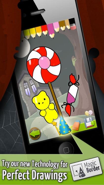Halloween: Puzzles Kids & Baby screenshot-4