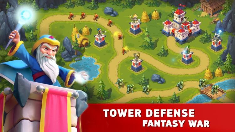 Toy Defense Fantasy TD