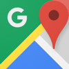 Google, Inc. - Google Maps - Transit & Food  artwork