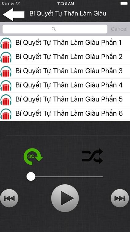 Kho Sách Nói Tiếng Việt screenshot-3