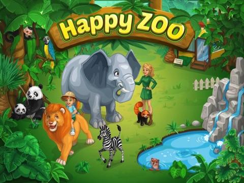 Happy Zoo ™ на iPad