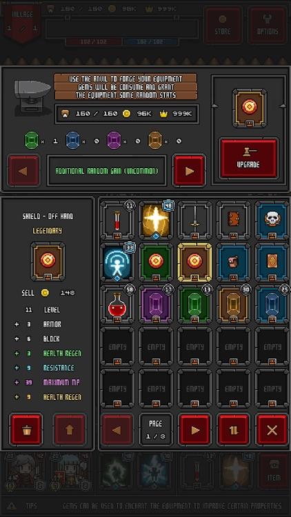 Portable Dungeon 2 screenshot-3