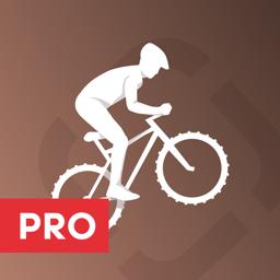 Ícone do app Runtastic Mountain Bike PRO
