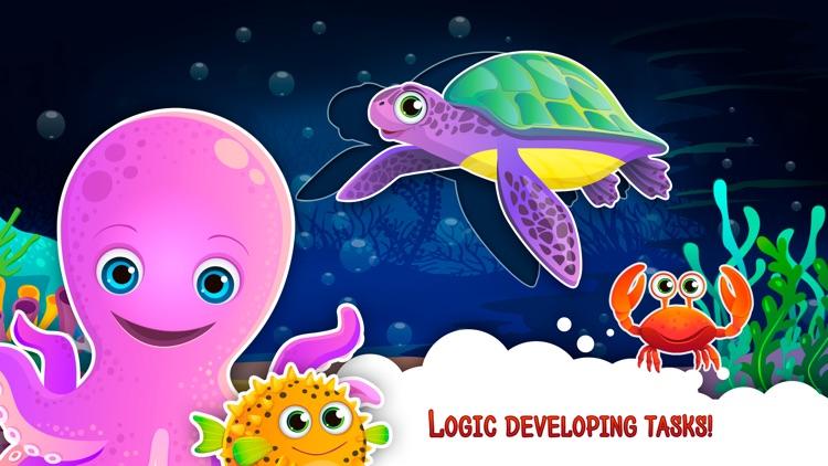 Toddler Games & Kids Puzzles screenshot-3