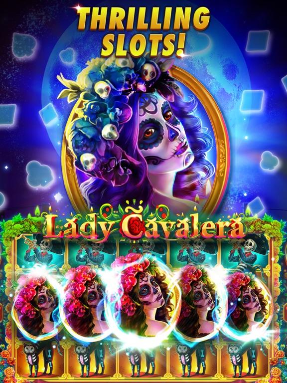 Huuuge Casino™ - Slot Machines iPad
