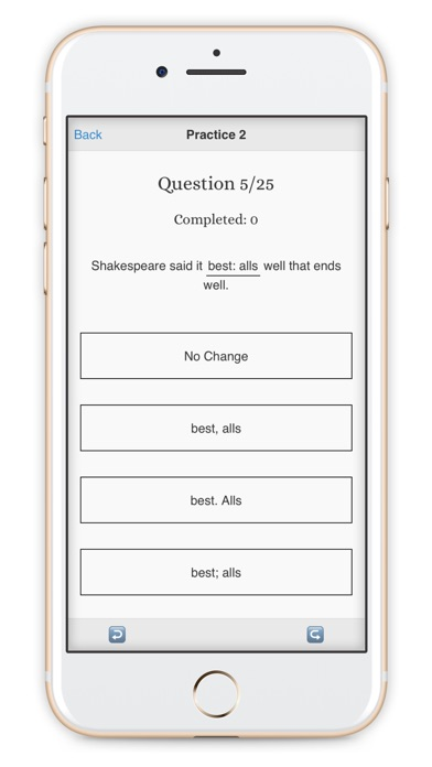Perfect 36 - ACT Prep Screenshots