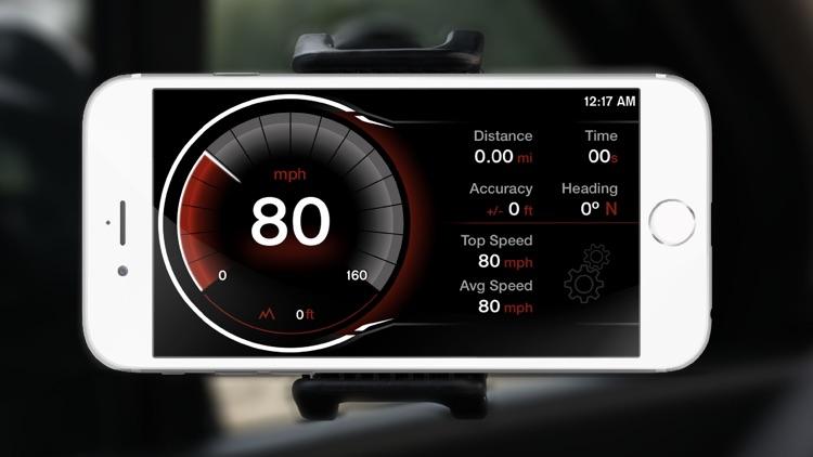 GPS Digital Speed Tracker Pro