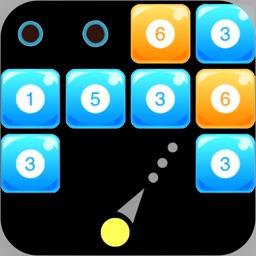 物理弹球 - 打砖块单机游戏