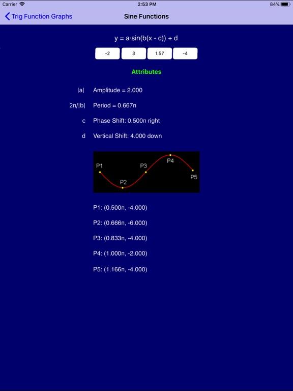 Trig Pro Screenshots