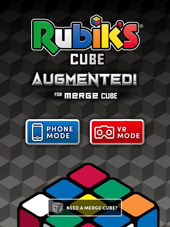 Rubik's Cube Augmented! на iPad