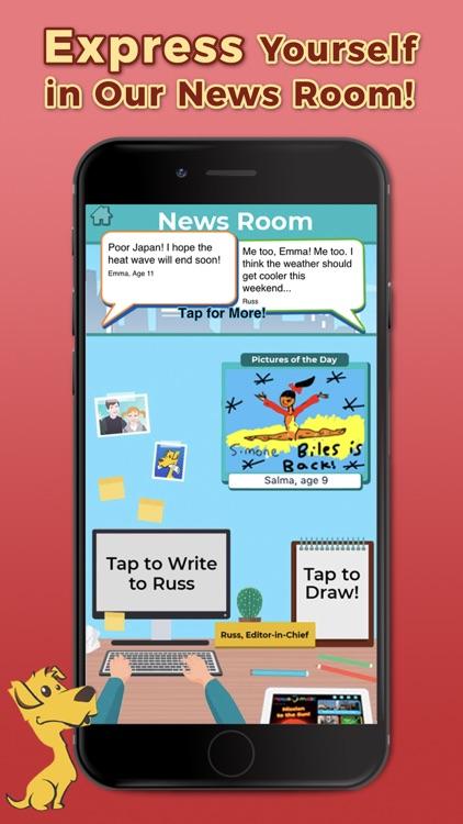 News-O-Matic: Reading for Kids screenshot-5