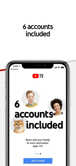 Youtube tv on the app store ccuart Images