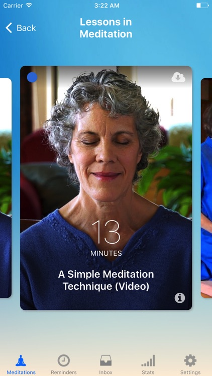 Ananda Meditation screenshot-2