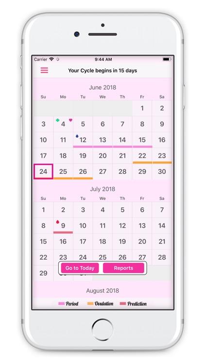 Period Track - Period Tracker