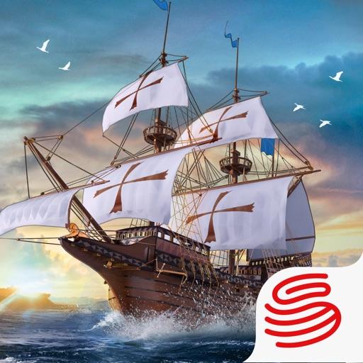 大航海之路-网易首款航海冒险手游
