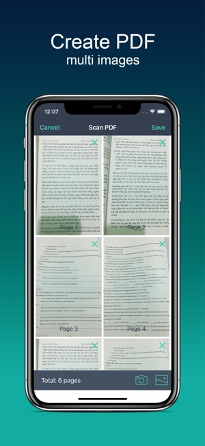 Scanner App: Scan PDF for me Screenshot