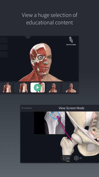 Complete Anatomy 19 for iPhone screenshot-6