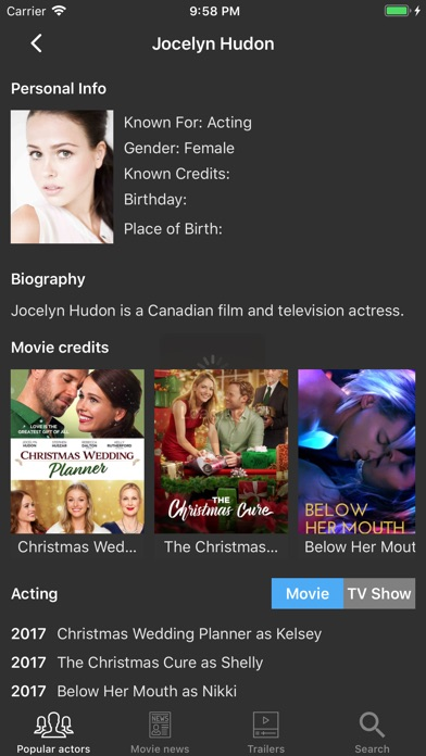 download Wi Box 123 Play Actor of movie apps 0