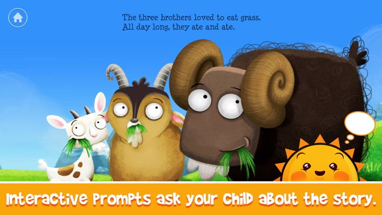 StoryTime: Billy Goats Gruff screenshot-4