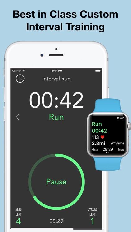 Intervals Pro - HIIT Workouts screenshot-0