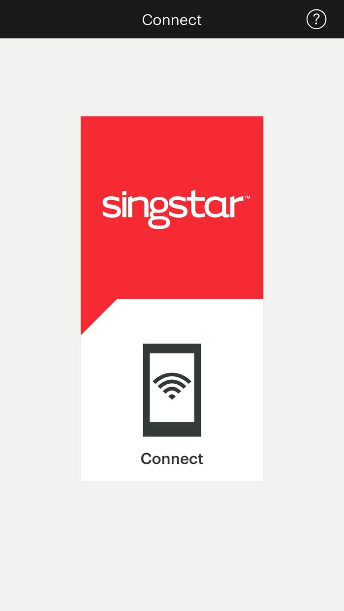 SingStar™ Mic Screenshot