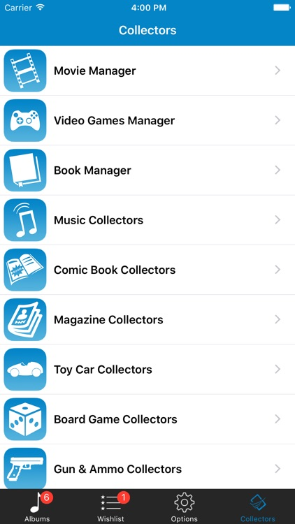 Music Collector Database Pro screenshot-4