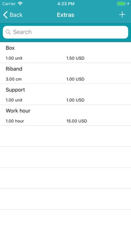 Price My Cake Pro screenshot-3