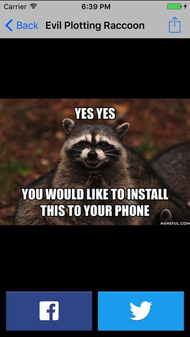 Screenshot #3 pour Best Meme Generator by Memeful