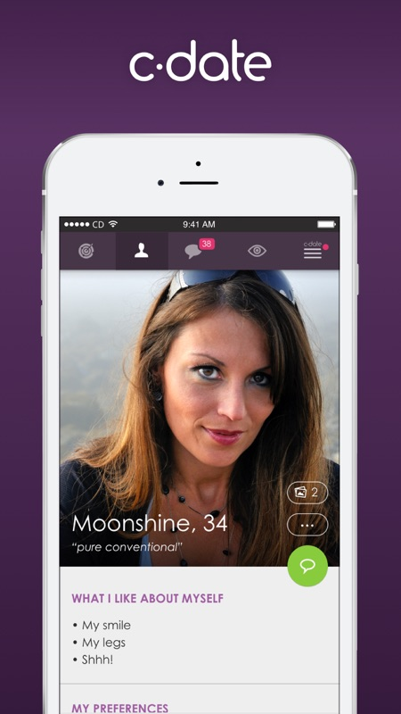 Live chat dating app