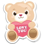 Teddy Day Animated Valentine